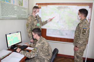 Подготовка к оборонительному бою в режиме реального времени и по стандартам НАТО