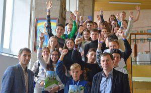 Ядерна школа РАЕС підготувала рекордну кількість випускників