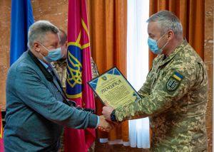Генерал-лейтенант Сергій Наєв: «Між професіями військового і журналіста – багато схожого»