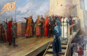 Знаки и символика Съезда  европейских монархов в Луцке в 1429 году