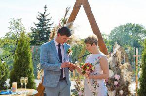 Первый «Брак за сутки» зарегистрировали... на крыше