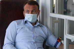 Донором став очільник Закарпатського краю