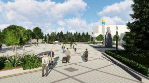 Новий бульвар у Житомирі отримає нове обличчя
