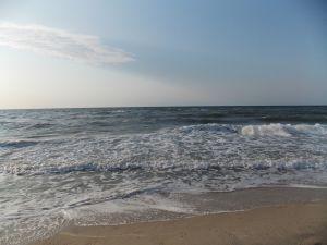 Одесса: Море теплое, а купаться нельзя