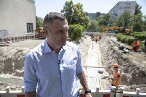 450 млн грн направил Киев в этом году на обновление теплосетей