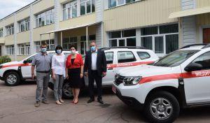 Сумская область: Транспорт амбулаториям...