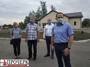 В Черкасской области радуют сельскими амбулаториями