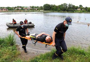 Кропивницкий: Чтобы уменшить количество трагедий на воде