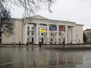 Хмельницька область: Сцену перенесли во двор филармонии