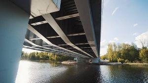 В Сумской области наводят мосты