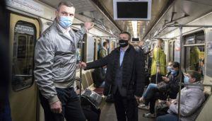 В Киеве пассажир метро заплатит штраф