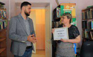 Библиотекам Запорожья дали миллион на книги