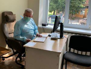Міський голова Шостки приймав пацієнтів