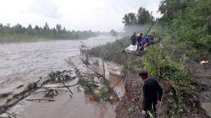Буковина: Из-за продолжительных ливней есть угроза затопления