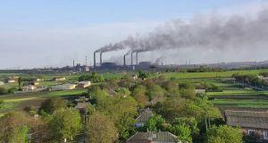 В Донецкой области окружающую среду промониторят