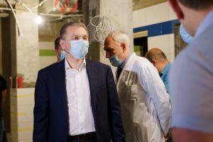 Новому корпусу Клинической больницы скорой помощи в Виннице — новое оборудование