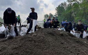 Буковина: Стихия разрушает села, рвет дамбы