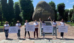 Житомир: Знову вийшли на захист регіонального мовлення