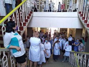 Конфликт в Знаменской городской больнице ценой... результата реформы