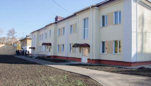 В Донецкой области переселенцы  получают жильё