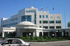 В Новгороде-Северском гостиницу продают, а местные власти — против