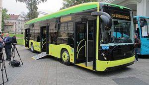 Сумы покупает троллейбусы