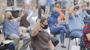 Дніпро: У сесійній залі не до популізму