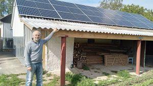 Собственная солнечная электростанция окупится за пять-шесть лет