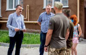 Хмельницкий: Семьи защитников получили квартиры