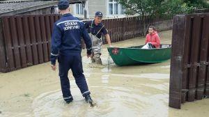 Спасателям Прикарпатья пожелали меньше тревожных вызовов