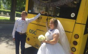 У Сумах відбулось екзотичне весілля
