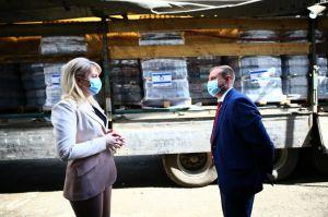 У постраждалі райони Прикарпаття доставлять намети та спальники