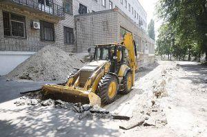 Дніпро: Медцентр дочекався ремонту