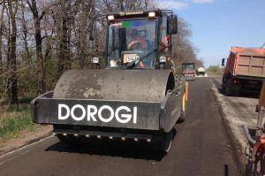 Завершують ремонт дороги Просяна — Великомихайлівка