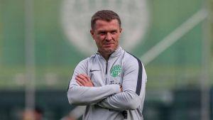 Футбол. Ребров — первый  иностранный тренер,  выигравший два чемпионата
