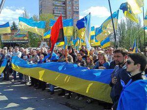 Визволений Краматорськ: місто вільних людей!