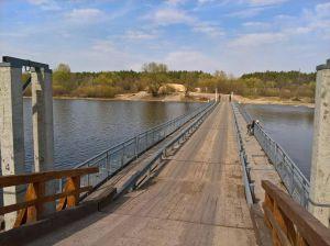 Бирине та Прокопівку приєднали до райцентру мостом