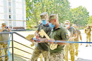 В оперативному командуванні «Північ» офіційно відкрили дві казарми
