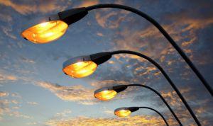 В Борбине жители провели уличное освещение