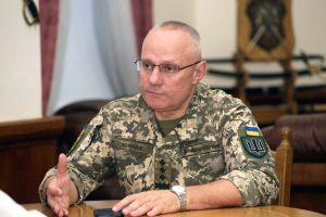 Головнокомандувач ЗСУ Руслан Хомчак: про поради партнерів з НАТО, чисельність війська, використання «Джавелінів» та «Байрактарів»