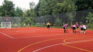 У Радивилівській ОТГ  потішили молодь  новим спортивним об'єктом