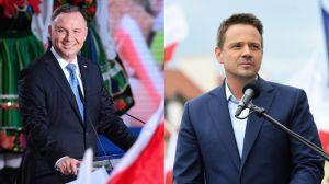 Польща: «Дебати» на відстані і без суперника