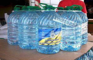 Питна вода — для добровольців від «Полтававодоканалу»