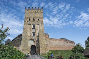 Цікавинки старовинного міста Луцька
