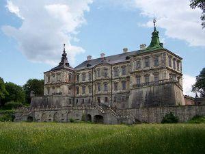 Восстановят Подгорецкий замок