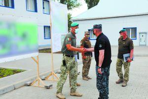 Як контр-адмірал перевіряв морську піхоту