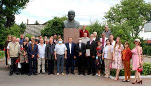 Прикарпатье: День рождения Марка Черемшины отметили в саду