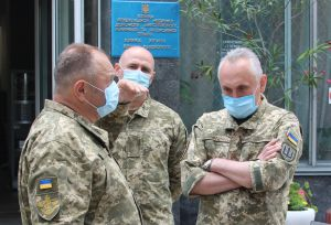 Винница: Военных будут лечить в обновленном отделении