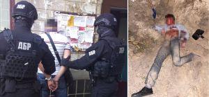 В Черкассах сымитировали убийство чиновника