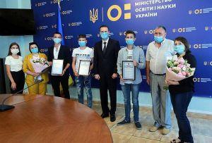 Винницкая область: Студент и ученики спасли женщину